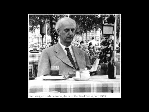 Beethoven Symphony No 9 - Furtwängler's Immortal Lucerne Festival Performance [22/08/1954]