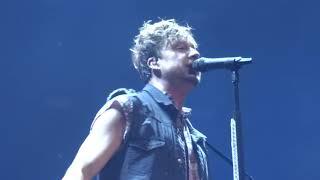 Sunrise Avenue - Never Let Go @ Tui Arena Hannover
