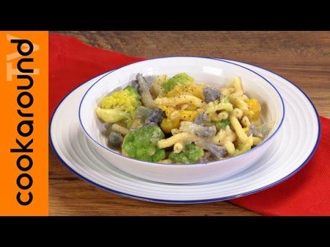 Pasta ai cavolfiori colorati ricette primi sfiziosi for Cucina italiana primi piatti