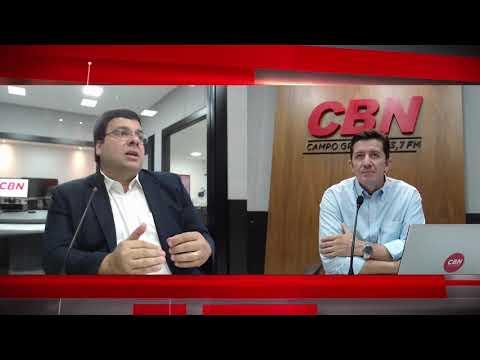 Entrevista CBN Campo Grande: Ely Ayache, Presidente ANOREG MS