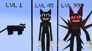 Monster School: CROOK vs EXE BOSS CARTOON CAT LVL 999 MINECRAFT ANIMATION FUNNY