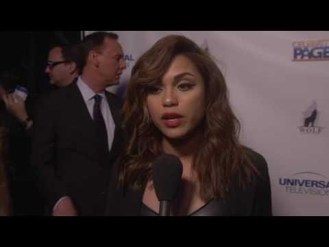 MONICA RAYMUND CHICAGO FIRE TV GUIDE COVER EVENT