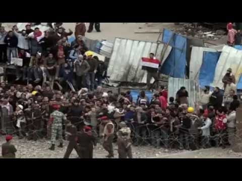 A message to Egypt armed forces chief Abdul Fattah al Sisi