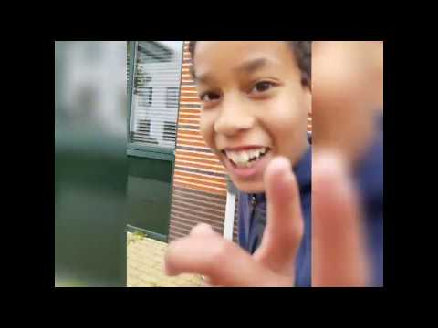 Magneet Vissen Met Alle Freerun Boys