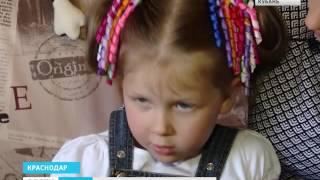 Аня Белякова, 3 года, двусторонняя сенсоневральная тугоухость 3 степени