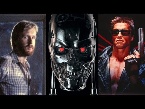 Terminator - Behind the scenes photos
