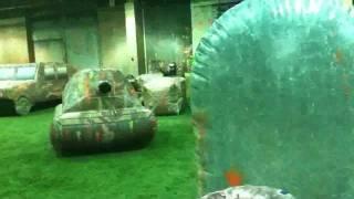 Paintball day 2 @ Saudi paintball   Ahmed Vs Yamen & Wael   ---  NO RULES & NO MERCY