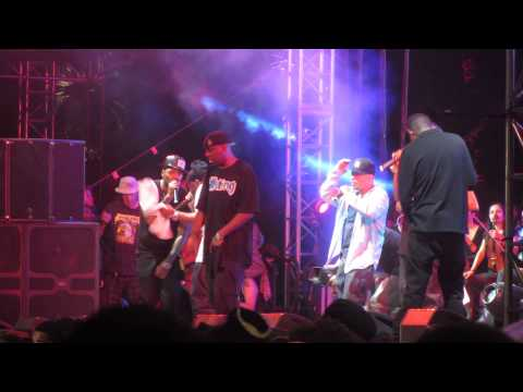 WuTang Clan  7th Chamber  @ Coachella Weekend 2 in Indio, Ca 4212013