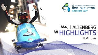Humphries captures her third bobsleigh world title | IBSF Official