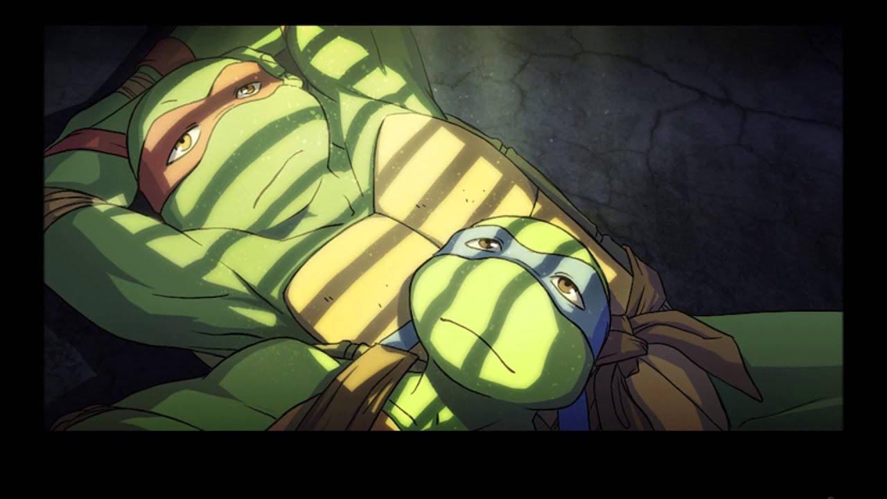 Raphael x leonardo
