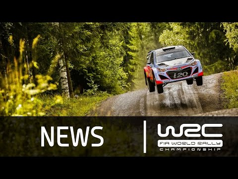 WRC - Neste Oil Rally Finland 2015: Stages 8-13