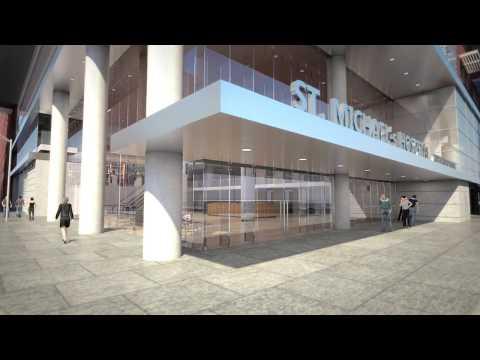 St. Michael's storeys: building critical care 3.0