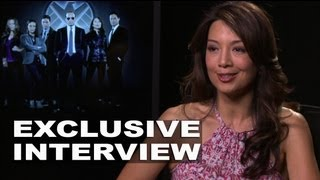 "Agents of S.H.I.E.L.D: Ming-Na Wen ""Melinda May"" Exclusive Interview"