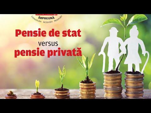 Capital Online Meetings: Pensie de stat versus pensie privată