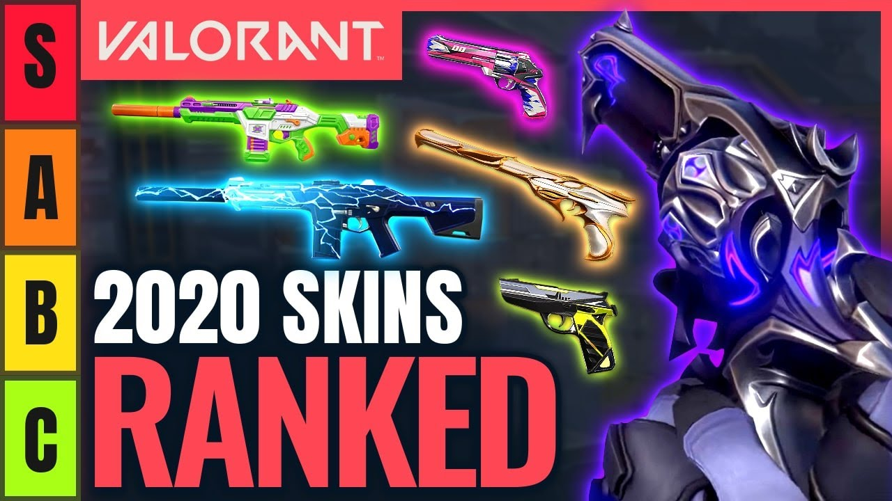 Download VALORANT | Ranking All Skins From BEST to WORST (Episode 1 Tier List)