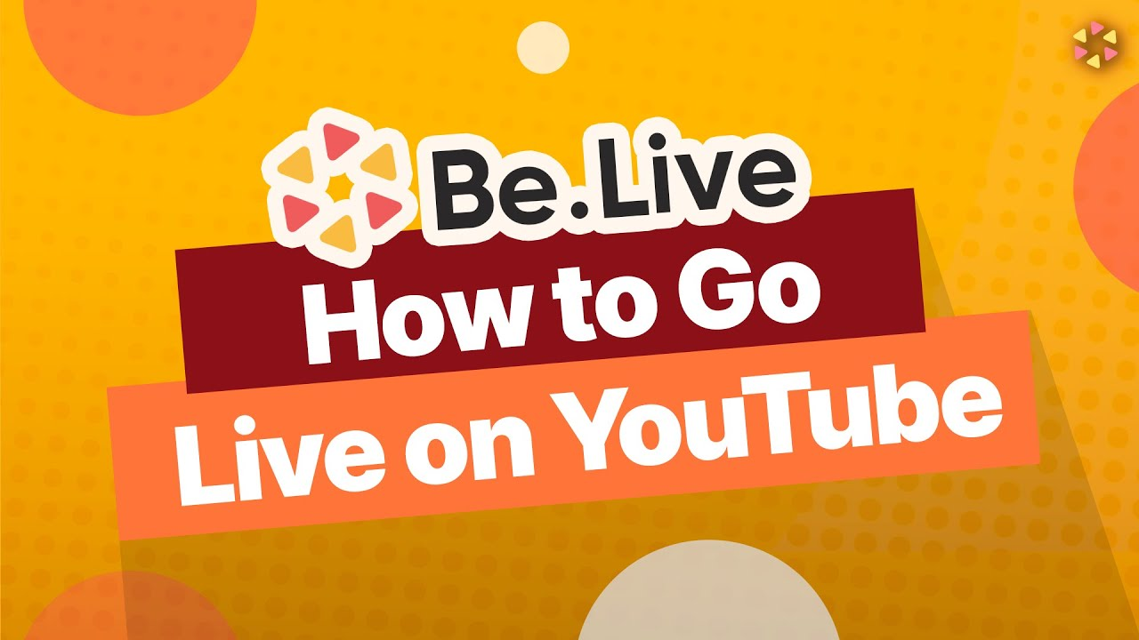 How to Go LIVE on YouTube | Video