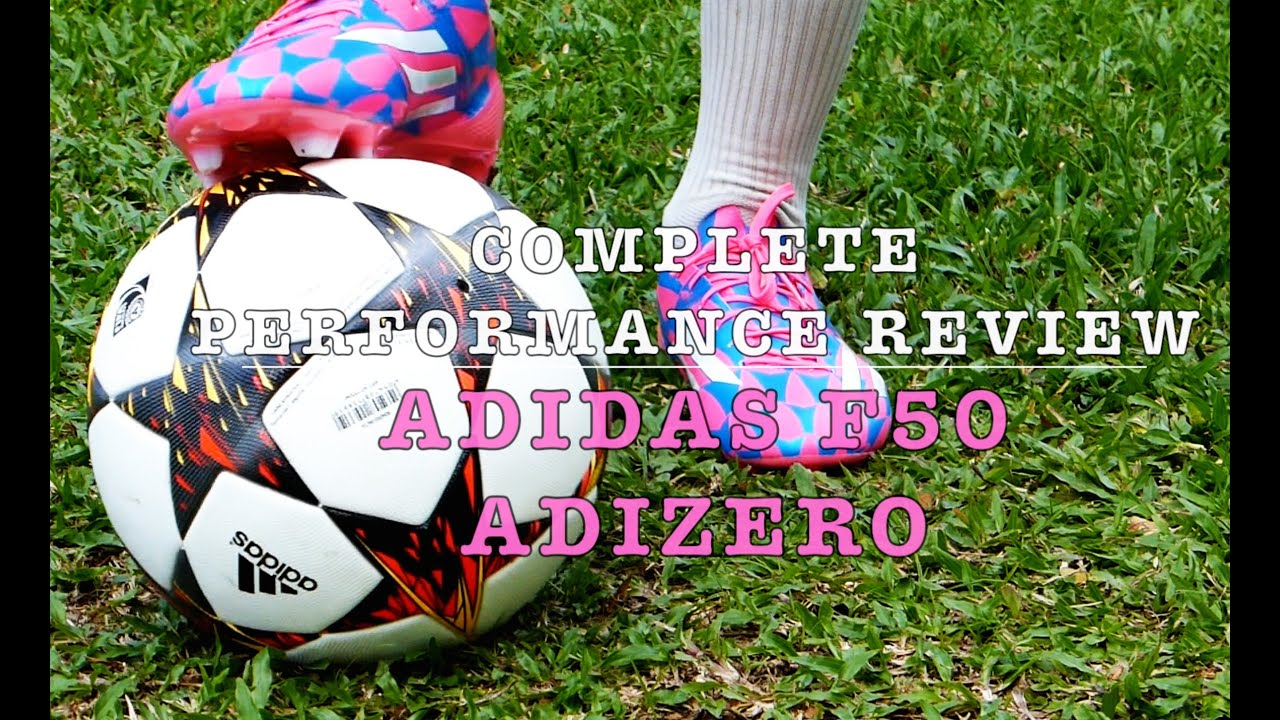 38aae1fea 2014 Messi and Bale Boots  Adidas F50 Adizero Review and Play Test ...