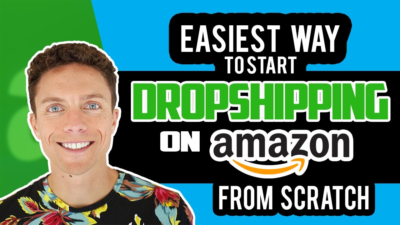 Easiest Way To Start Dropshipping On Amazon From Scratch | 6-Figure Seller Paul J Lipsky