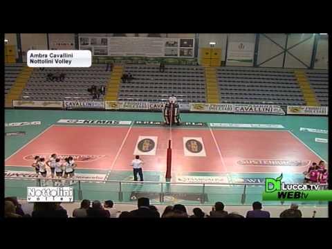 CAMPIONATO 2012/2013 - Ambra Cavallini Santa Croce sull'Arno - Nottolini volley Capannori