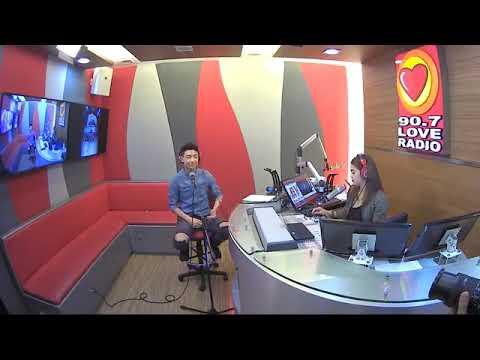 Darren Espanto Radio Tour (Love Radio Manila) 05/03/2018