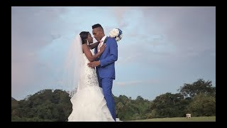The Wedding of Genielle & Kerwin in Pointe-A-Pierre Trinidad and Tobago