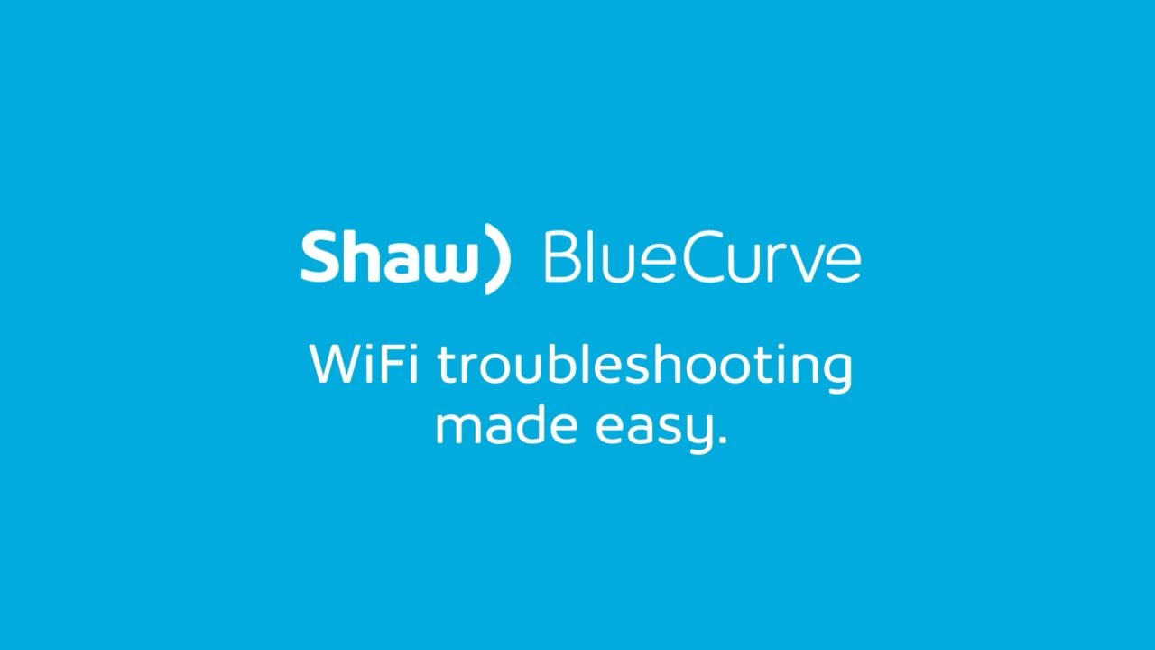 How To: Troubleshoot your WiFi connection - Shaw Support