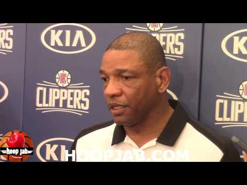 Doc Rivers reacts to the Los Angeles Lakers hiring Luke Walton. HoopJab