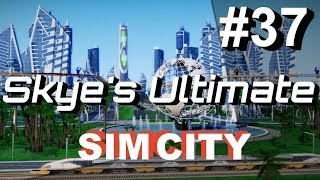 SimCity 5 (2013) #37 - Ultimate Cash Cow (2) Insanity Road System - Skye