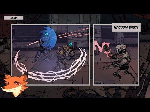DEEP SKY DERELICTS [FR] On explore des épaves de vaisseaux dans ce bon RPG tactique!