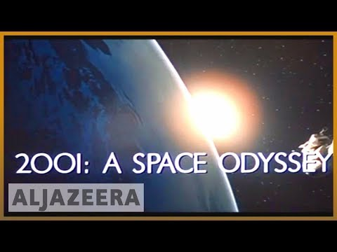 🎥 50 years since 2001: A Space Odyssey hit the screens | Al Jazeera English