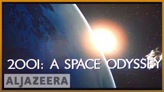 🎥 50 years since 2001: A Space Odyssey hit the screens | Al Jazeera English