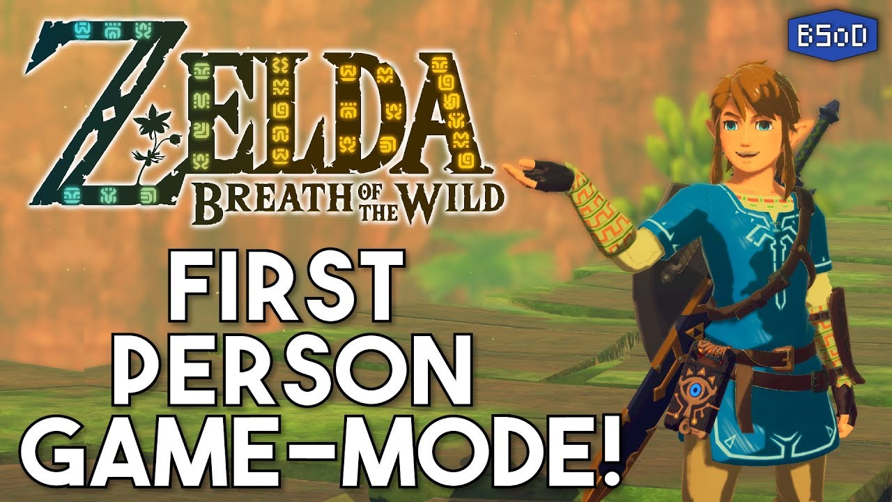 Zelda: Breath of the Wild mod lets you play entire game in