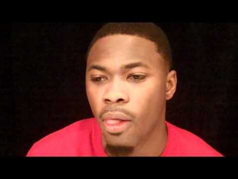 Travis Leslie NBA Draft Interview at Chicago Combine w/ TheHoopsReport.com