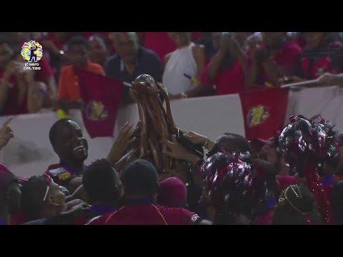 HERO CPL 2017 FINAL | MATCH HIGHLIGHTS | TKR VS ST KITTS & NEVIS PATRIOTS | CPL T20 2017