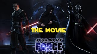 Star Wars: The Force Unleashed I (Game Movie)(SimaParks presents 'Star Wars: The Force Unleashed I' presented as a full-length feature film comprised of gameplay and cutscenes.