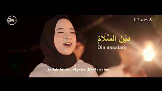 Deen Assalam, Lyrics by Nissa Sabyan