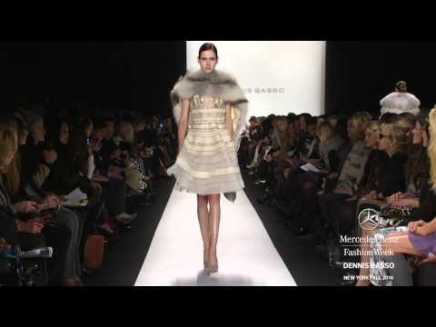 DENNIS BASSO: MERCEDES-BENZ FASHION WEEK Fall 2014 COLLECTIONS   MBFW