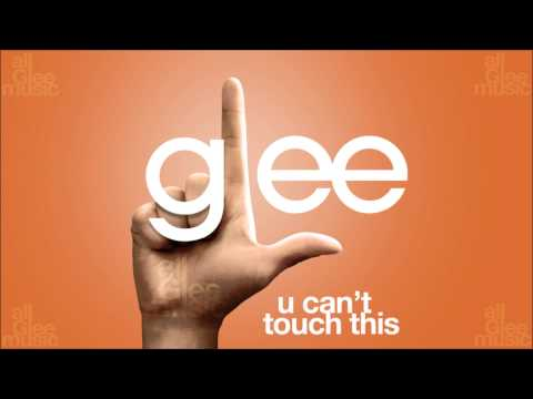 U Can't Touch This | Glee [HD FULL STUDIO]