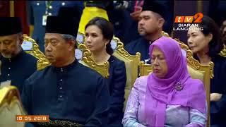 TUN MAHATHIR MOHAMAD Angkat Sumpah Sebagai Perdana Menteri ke-7  PRU14