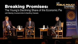 Breaking Promises: The Young's Declining Share of the Economic Pie