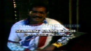Broery Pesolima - Selamat Jalan Kasih (Original Music Video & Clear Sound)
