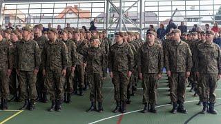 Przysięga terytorialsów - 5 mazowiecka brygada WOT