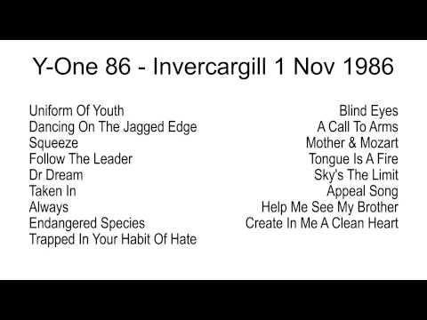 YFC NZ - Y-One '86 - Invercargill rally