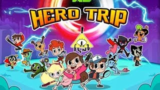 HERO TRIP GAME LEVEL 36-40 | KIDS GAMES | CARTOON GAMES