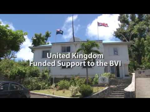 UK Funded Support to the BVI