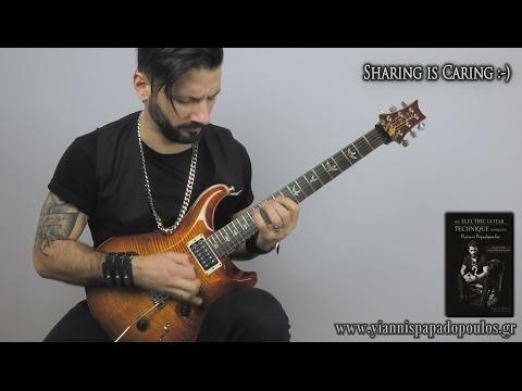 ╪Rock Shredding Improvisation • Yiannis Papadopoulos╪
