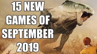 15 NEW Upcoming Games of September 2019 [PS4, Xbox One, PC, Switch]