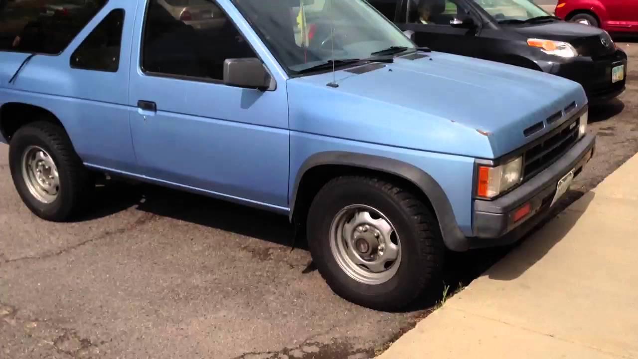 Nissan pathfinder 2 door