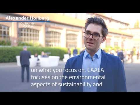 #CKCIS17 Alexander Hollberg, Co-founder, CAALA