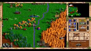 OK. Zagrajmy w Heroes of Might and Magic 2 - Krasnoludy zawsze pomocne [#6]